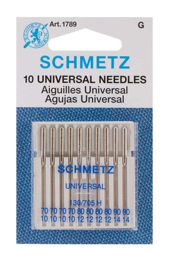 SCHMETZ Universalnål - 10 Stk. (Str. 90)