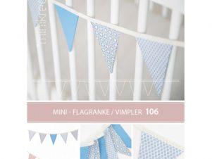 Minikrea - Flagranke/Vimpler 00106