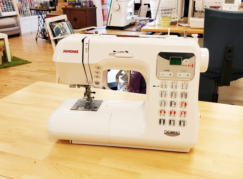 Image of   Janome 4030 DC
