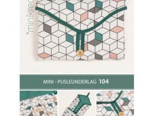 Minikrea - Pusleunderlag 00104