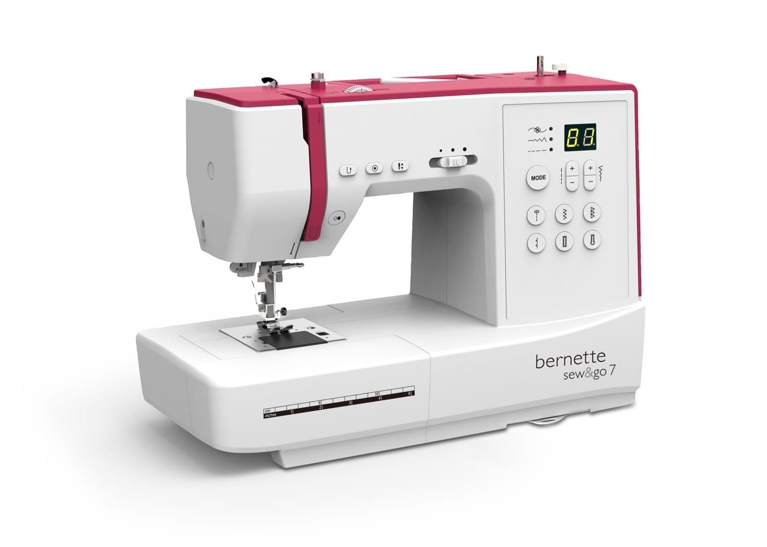 Image of   Bernette Sew&Go 7