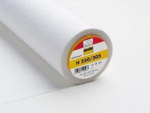 Freudenberg Vlieseline H 250/305 (Hvid) Pr. Meter