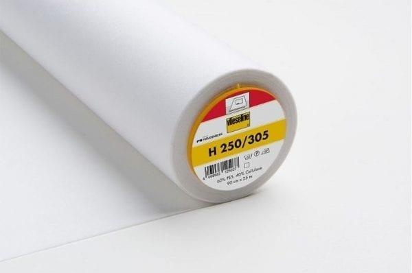 Vlieseline H 250/305 (Hvid) Pr. Meter