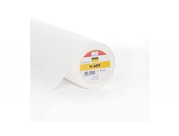 Vlieseline H 609 (Hvid) Pr. Meter