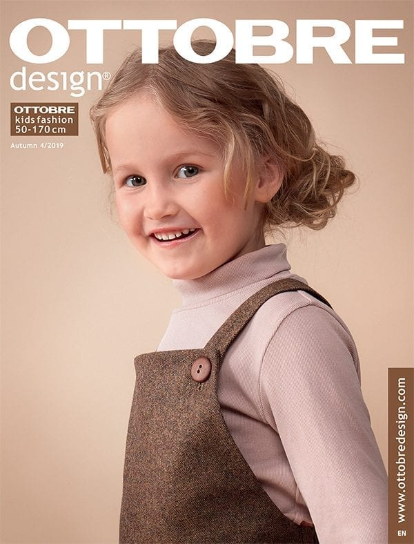 OTTOBRE design® (Nr. 4 - 2019) Kids Fashion (EN)