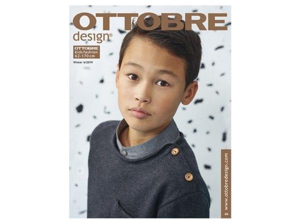 OTTOBRE design® (Nr. 6 - 2019) Kids Fashion (EN)