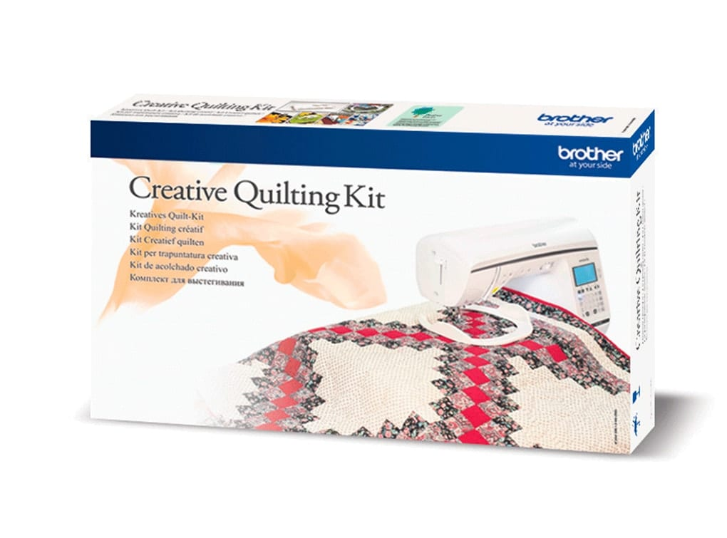 Image of   Brother Quilte Kit (QKF2)