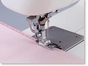 Brother Overlock Trykfod - G
