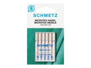 SCHMETZ Microtex (Ass. Str.)