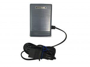 Elektronisk Fodpedal - Div. Brother Symaskiner 3 Ben