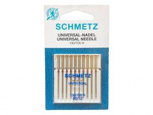SCHMETZ Universalnål - 10 Stk. (Str. 80)
