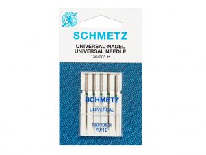 SCHMETZ Universalnål 5 Stk (Str. 70)