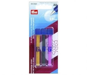 Prym refill til cartridge pencil (0,9mm)