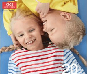 OTTOBRE design® (Nr. 3 - 2020) Kids Fashion (EN)