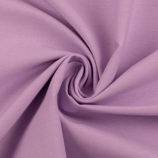 Heide Fast Bomuld (Lavendel) Pr. meter.