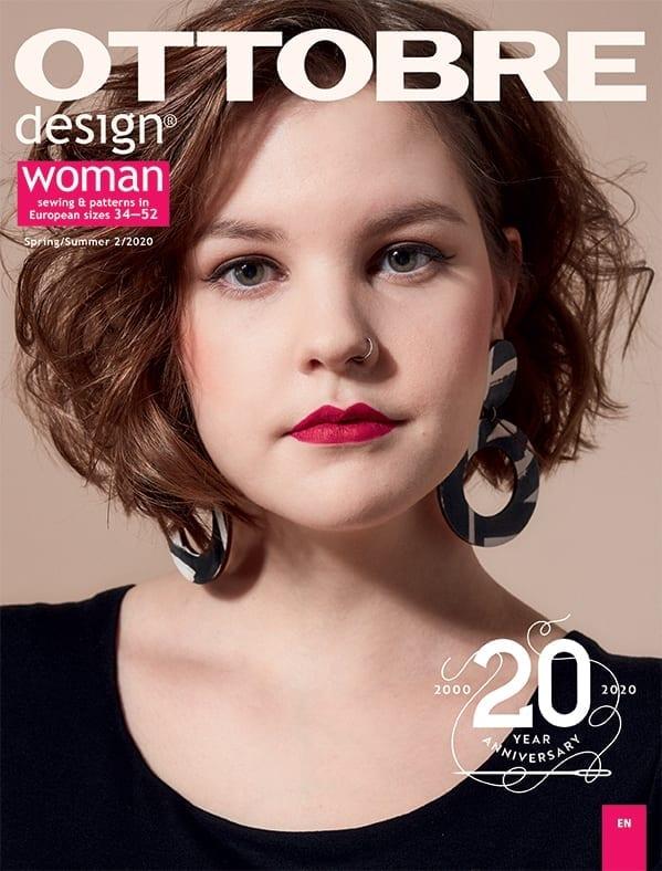 OTTOBRE design® (Nr. 2 - 2020) Woman (EN)