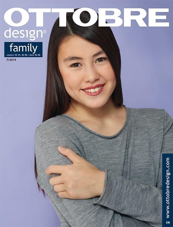 OTTOBRE design® (Nr. 7 - 2019) Family (EN)