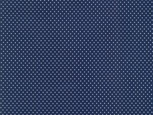 Verena - Bomulds Jersey (Mørkeblå)