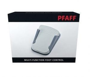 Pfaff Multifunktionel Fodpedal (Til Icon modellerne)