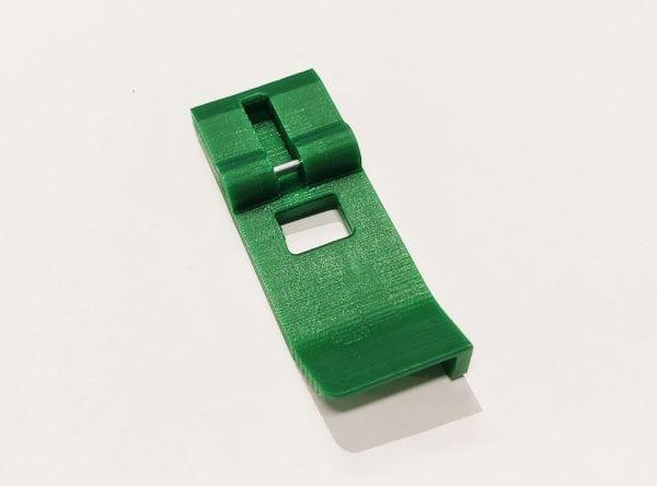 Tape Binder Trykfod - Grøn (CV 3440 & 3550)