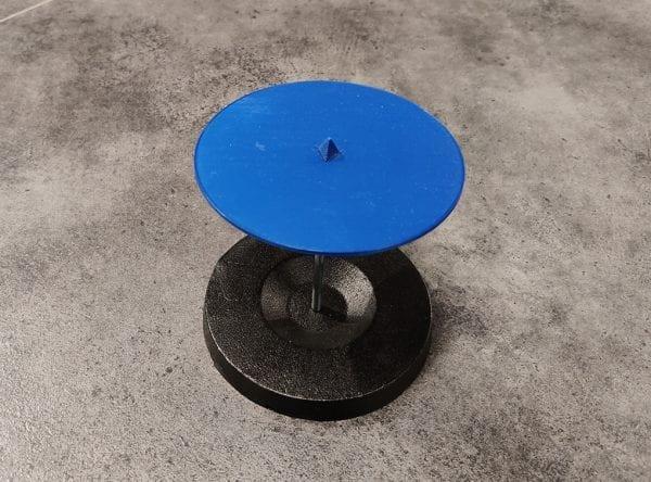 Holder til skåret ribkant - Tape Binder (Blå)
