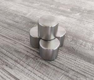 Mønstervægte - Rustfrit stål (4 Stk)