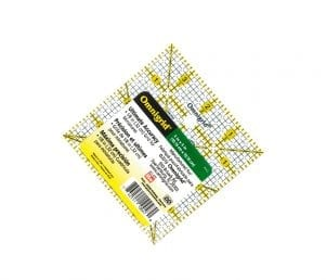 Prym Quiltelineal 4x4 Inch