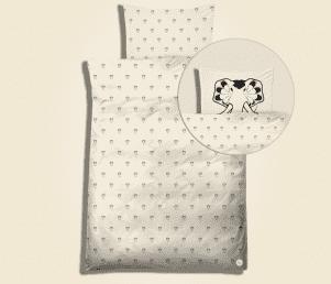 Sy-selv kit (Elefantdråber) - Farve black pristine (Baby)