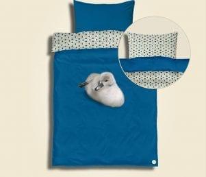 Sy-selv kit (Geo den lille ælling) - Farve olive blue (Junior)