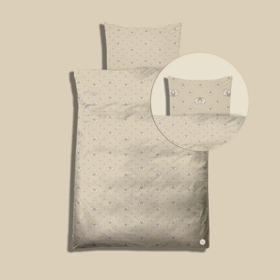 Sy-selv kit (Ternens sommerfugl) - Farve silver cloud (Baby)
