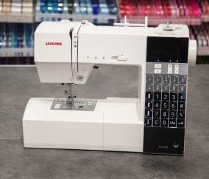 Janome 7100 (Brugt)