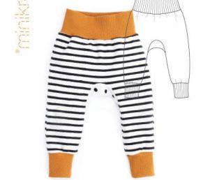 Minikrea - Baby bukser 00111