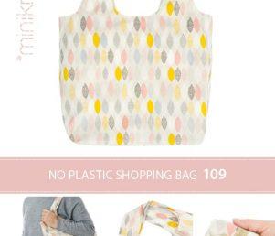 Minikrea - No plastic shopping bag 00109