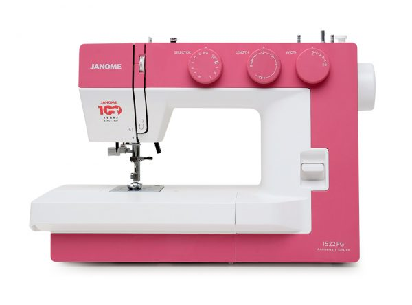 Janome 1522PG (Pink)