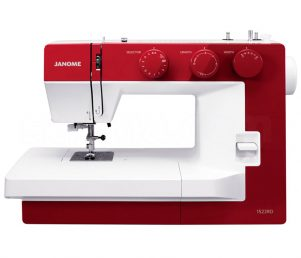 Janome 1522RD (Rød)